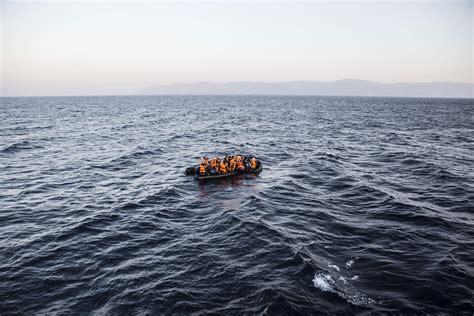 refugee c boat saving lives in the aegean sea al jazeera