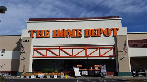 the home depot reno nv business information