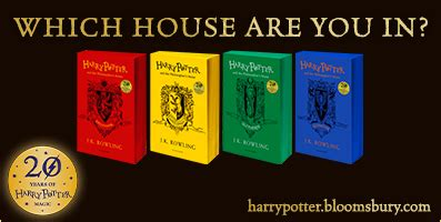 house colors harry potter books bloomsbury best children s books