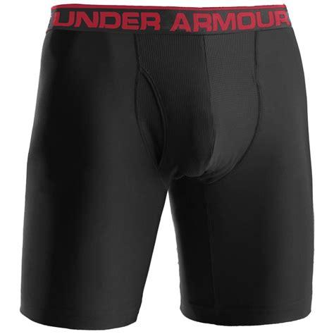 Sepatu Sport Mens Underarmor s armour 174 original 9 quot boxerjock 174 boxer briefs 233884 base layer