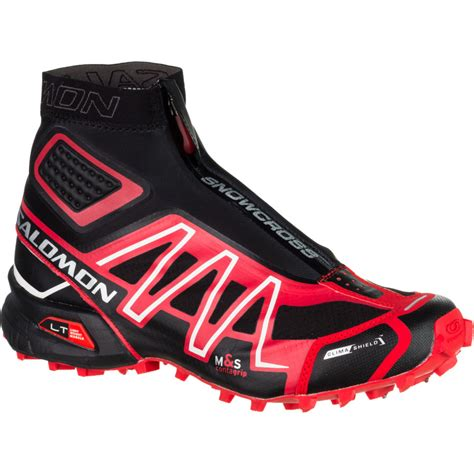 trail running shoes salomon snowcross cs trail running shoe s