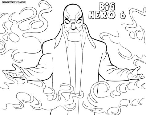Big Coloring Pages by Big 6 Coloring Pages Coloring Pages To And