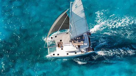 catamaran images aurous catamaran luxury sailing holidays