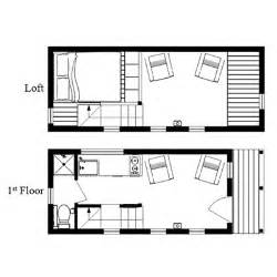 tiny house plans with loft the mcg tiny house with staircase loft photos and