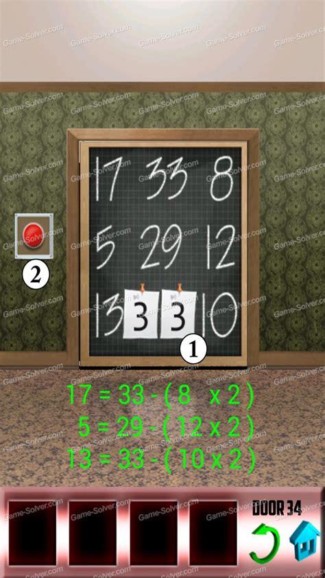 100 doors 2013 level 10 walkthrough freeappgg 100 doors 2013 level 17 walkthrough 100 doors 2013 door