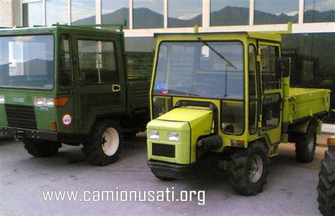 motoagricola cabinata grillo 24 m 4 215 4 motoagricola cabinata con ribaltabile