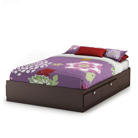 mates bed south shore cakao full mates bed 54 quot by oj commerce