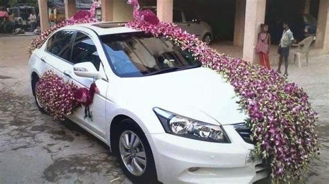 Online Flowers for Wedding Car Decoration in Pune