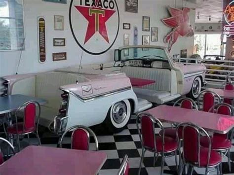 cool 50 s themed restaurant www tablescapesbydesign com https www facebook com pages