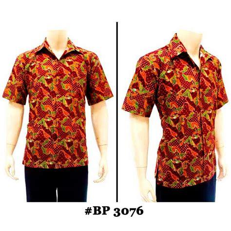 Baju Hem Batik Kode Bp 5496 batik fast respon 08995297799