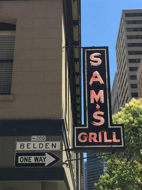 sam s boat dinner menu the 8 longest standing restaurants in san francisco
