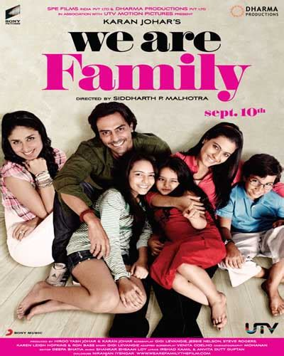 film india we are family jedidiah we are family bollywood movie