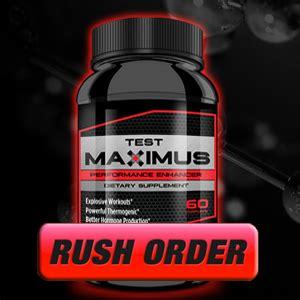 Suplemen Maximus test maximus review a closer look supplement journal