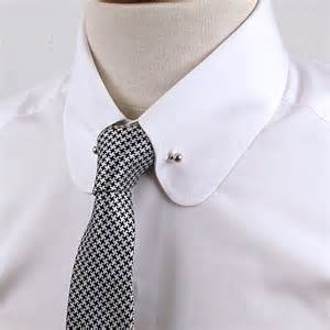 collar pins for men ends for shirts with holes in