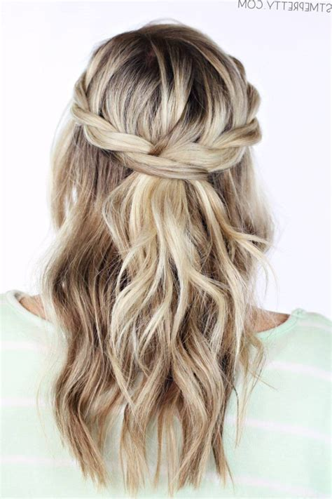 easy braided hairstyles for medium hair youtube your guide to the best hairstyles new ideas for 2018