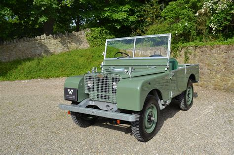 80s land rover land rover series 1 80 quot 1948 my silver chassis ken