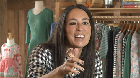 joanna chip gaines your new tv crushes modernize exclusive fixer upper star joanna gaines reveals chip s