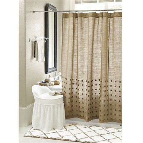 jute shower curtain bamboo trellis bath mat and burlap shower curtain for