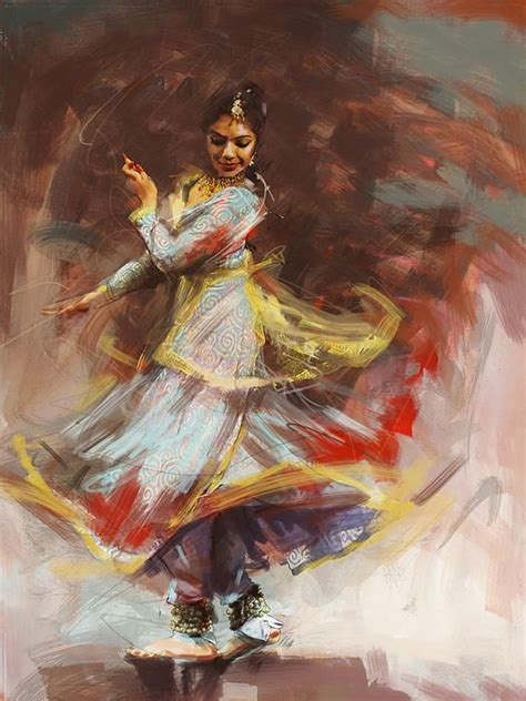 biography of indian classical artist classical indian dancer art by maryam mughai indian art