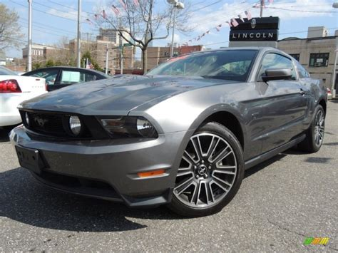 2010 sterling grey metallic ford mustang gt premium coupe 79872711 gtcarlot car color