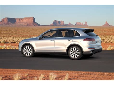 Cost Of A Porsche Cayenne by 2015 Porsche Cayenne Prices Reviews And Pictures U S