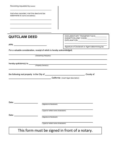 can you quit claim a house with a mortgage can you quit claim a house with a mortgage 28 images quitclaim deed form free