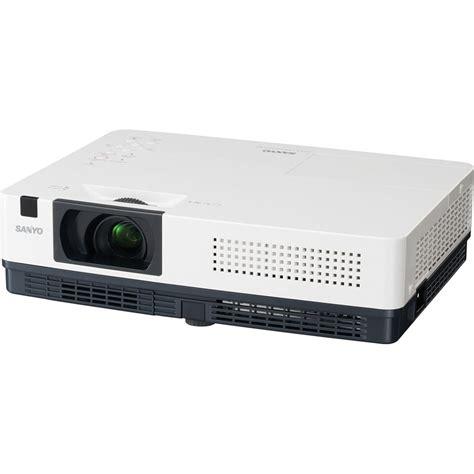 Projector Xga sanyo plc xr301 xga 3lcd projector plc xr301 b h photo