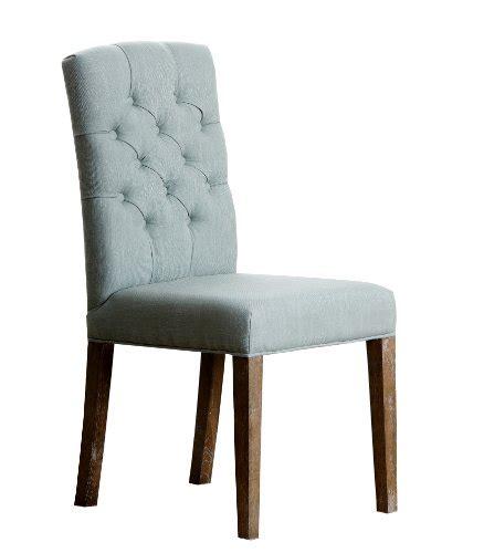 Blue Tufted Dining Chair Affordable Abbyson Living Princeton Linen Tufted Dining Chair Blue Cecile E Duncaneer