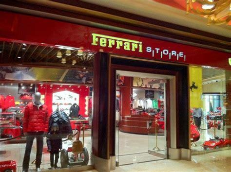 Las Vegas Ferrari Store ferrari store wynn resort and casino yelp