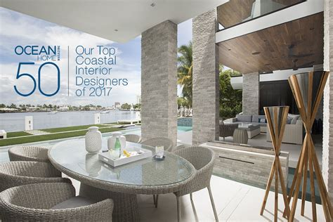 top coastal interior designers of 2017 miami interior