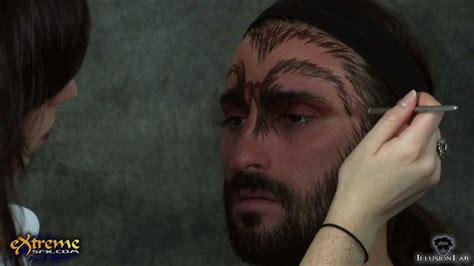 Werewolf Makeup Tutorial Male | halloween wolf makeup men www pixshark com images