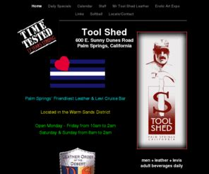The Tool Shed Palm Springs by Toolshed Ps