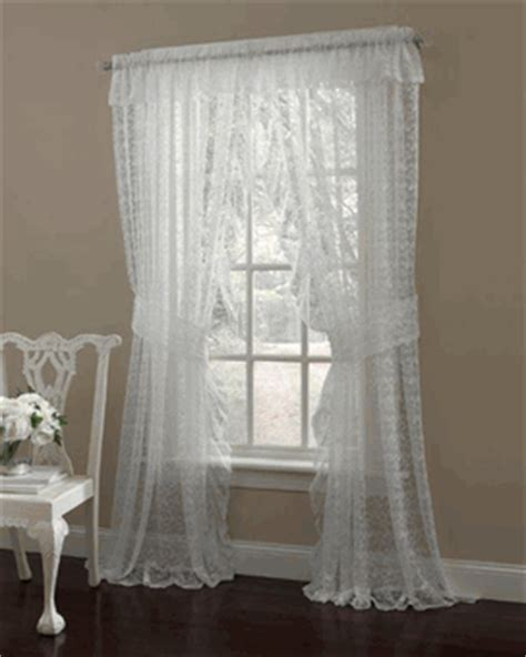 ruffled priscilla window curtains lace curtains priscilla ruffled curtain pair valances