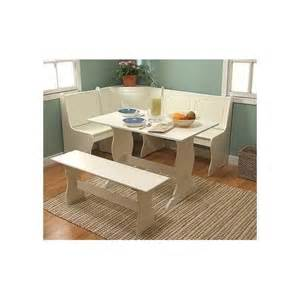 Corner Booth Dining Room Sets Breakfast Nook Dining Room Table Chair Booth Seat Set