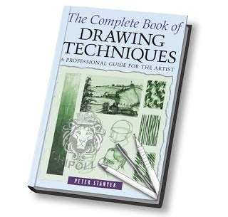 libro the complete book of the complete book of drawing techniques librosvirtual