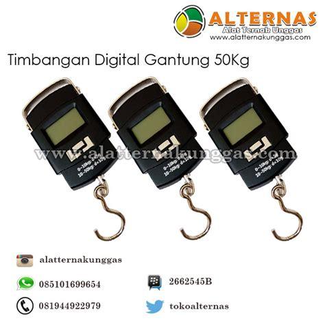 Timbangan Digital 50 Kg timbangan gantung digital 40 kg alat ternak alat ternak