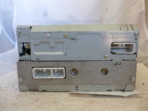 Toyota Radio Parts Sell Toyota 86120 0c020 16814 Radio Cd Cassette Player