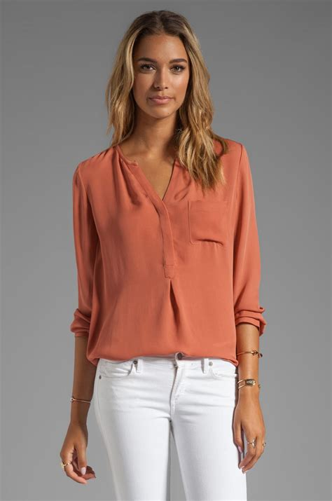 Silk Blouse by Womens Silk Blouses Trendy Clothes