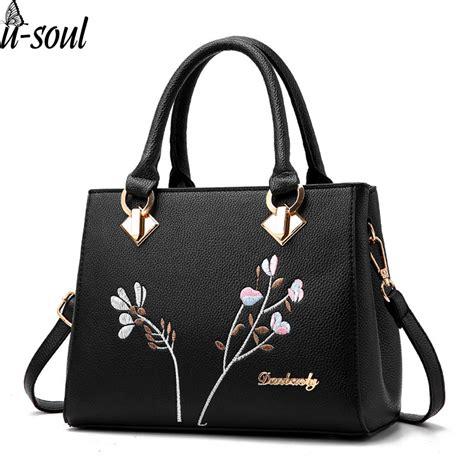 Best Seller Handbag Flower Tricolor handbag flower shoulder bags pu leather tote bag bags brands totes sac