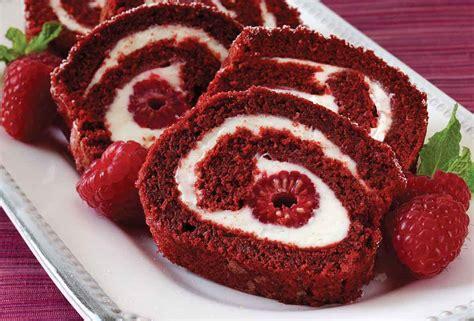 red velvet red velvet cake roll recipe leite s culinaria