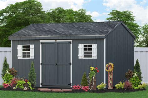 custom storage sheds custom prefab buildings garages
