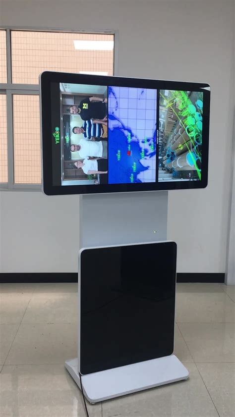 Digital Signage Murah 50 Inch Android System Wifi Lan Hdmi android wifi network kiosk free rotated lcd