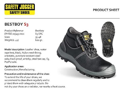 Safety Shoes Jogger Bestboy S3 safety shoe safety jogger end 5 17 2017 12 15 pm myt