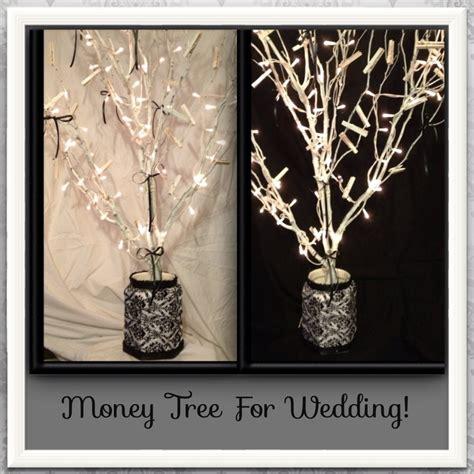 wedding money money tree for my friend diana for her wedding by