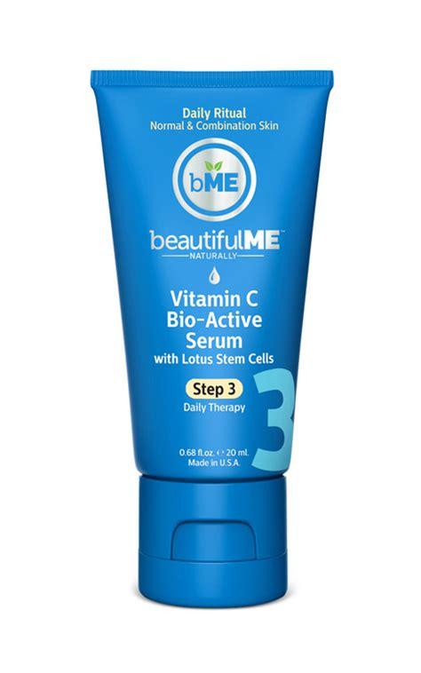 Serum Vit C Bio Spray vitamin c bio active serum with lotus stem cells am pm beautifulme