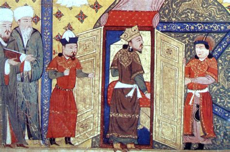 ottoman and mughal empires mongol illustrated manuscripts asia society