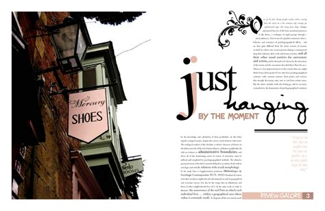 magazine layout html she set the bar magazine layouts