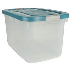 rubbermaid plastic shelving shop rubbermaid 31 quart plastic storage container at