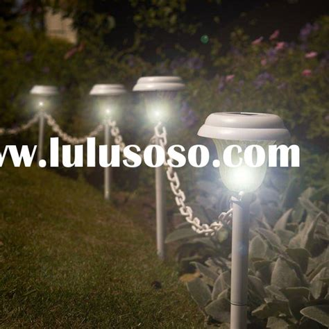 chain link fence solar lights solar fence light solar fence light manufacturers in