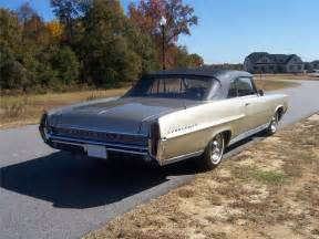 1964 Pontiac Bonneville 1964 Pontiac Bonneville Convertible 117279